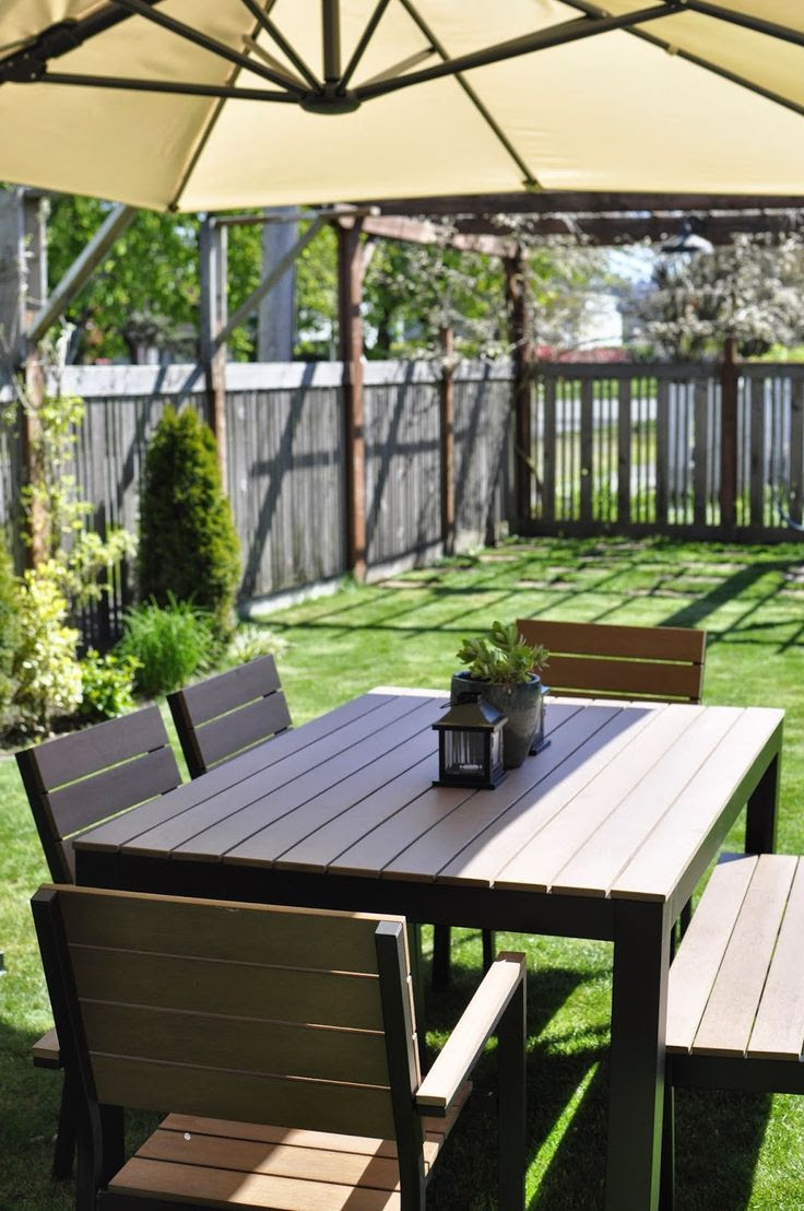 Patio furniture ikea - 10 methods to turn your place more ...
