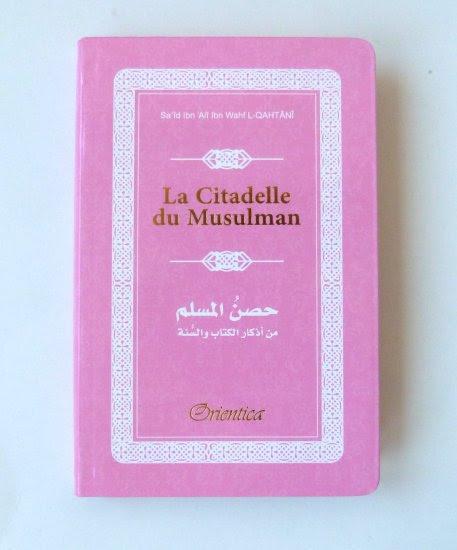 Pack Cadeau Rose Pour Femmes Le Noble Coran Bilingue Françaisarabe La Citadelle Du Musulman Assortie