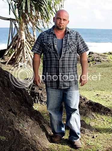 Russel Hantz, Survivor