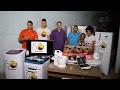 Equipe do Voltando pra Casa, do Programa do Ratinho, grava reportagem em Mairi