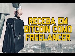 BTC: Sites de trabalho freelancer que pagam em bitcoin
