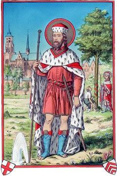 SAN GOMARIO, Confesor