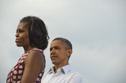 The Obamas Are Freed in Their Blackness