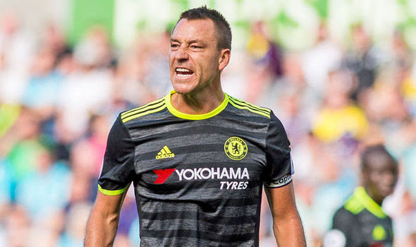 Chelsea News: Antonio Conte handed boost as John Terry returns to training