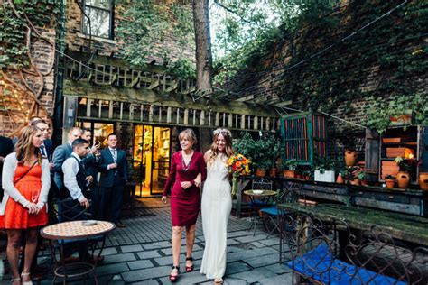 A New Leaf Wedding in Chicago   Photography by Cling & Peck