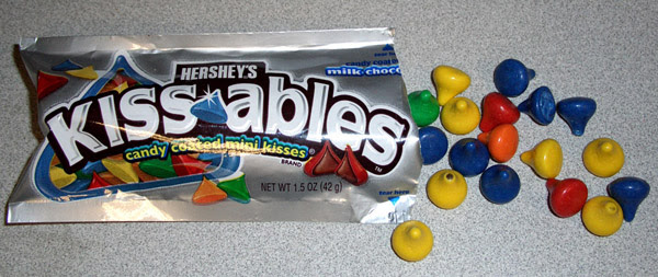 Hersey's Kissables
