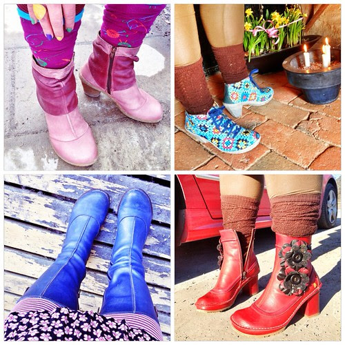 easter shoe per diem