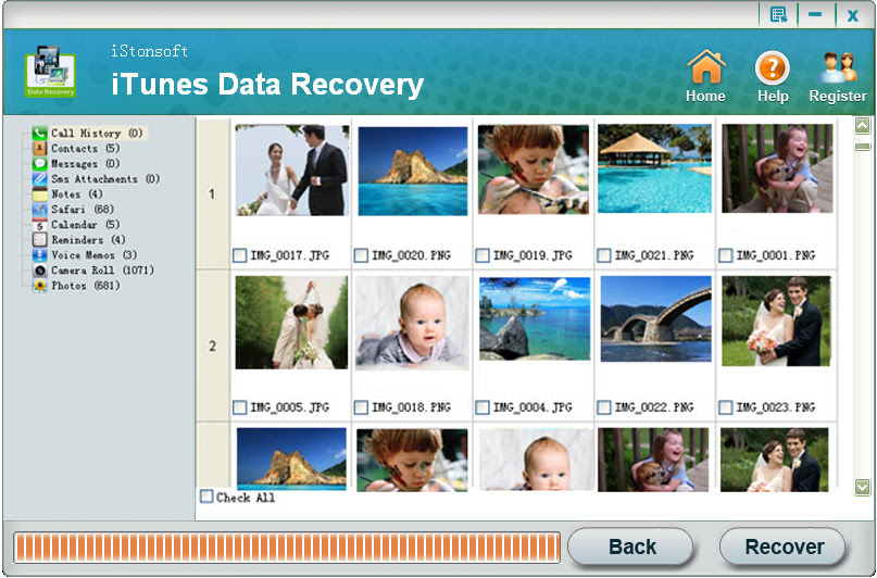 iTunes Data Recovery  FullFeatured Data Recovery Software for iPhone\/iPad\/iPod