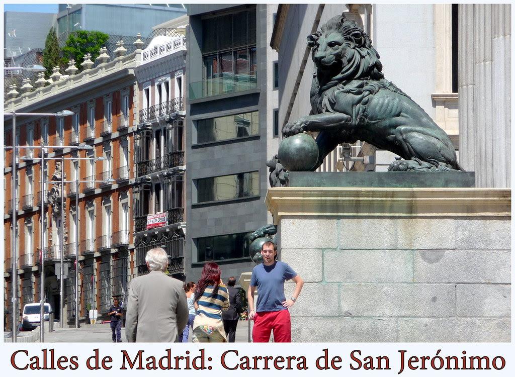Calles de Madrid:
