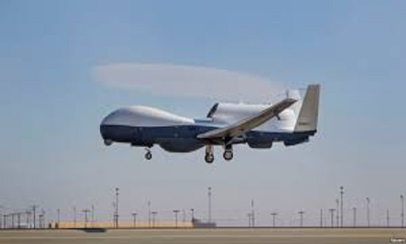 Australia to buy 6 US-made Triton drones for $5.1 billion ile ilgili görsel sonucu