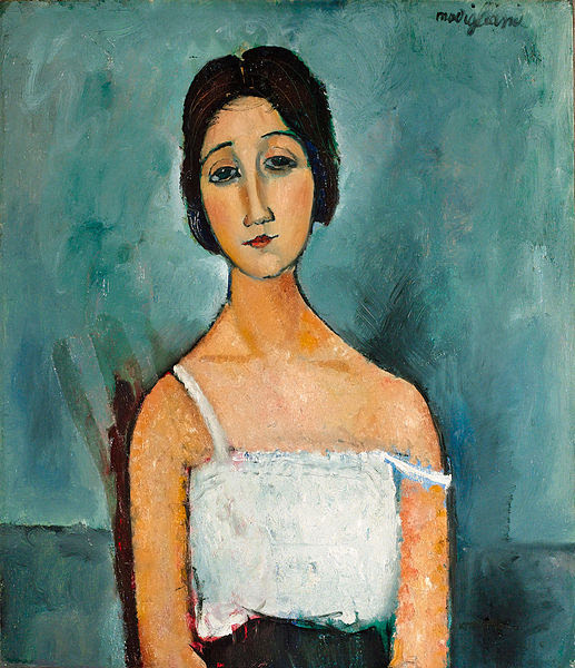 File:Amedeo Modigliani - Christina.jpg