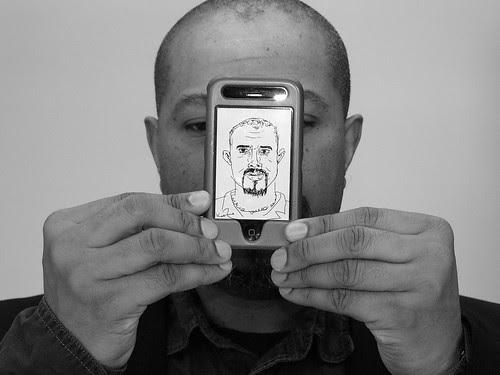 Self-Portrait with self-portrait