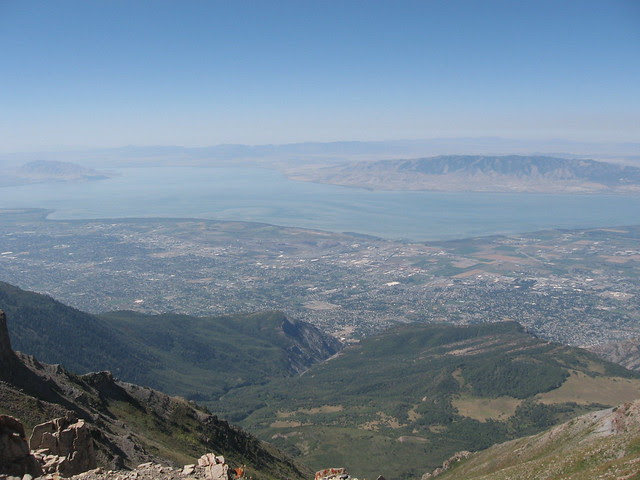 Mt. Timpanogos Backpack and Summit 08.26.06