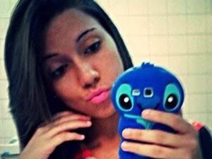 Raissa Andrade foi morta com facada em Natal (Foto: Reprodução/Facebook)