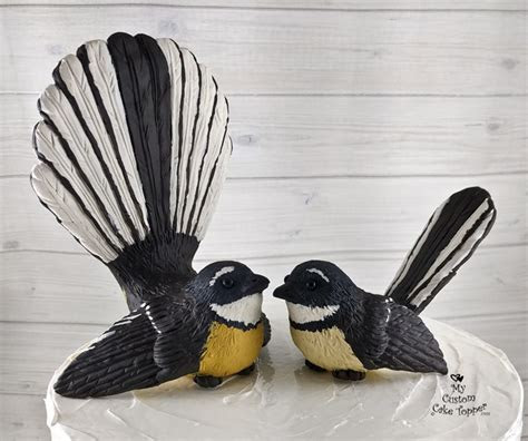 Bird Wedding Cake Toppers   My Custom Cake Topper