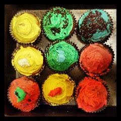 Cupcakes by martin_kalfatovic