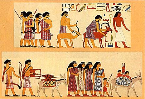 http://ilm.free.fr/BRANCHE7DOCUMENTATIONSPHOTOSIMAGES/703documentationPOURLACATECHESE/imagesdujudaisme/arriveedessemitesenEgypte.jpg