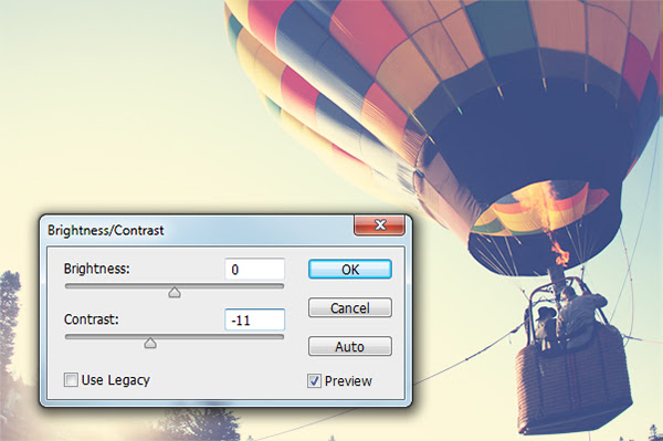 Cara Membuat Filter Instagram di Photoshop: Amaro & Mayfair
