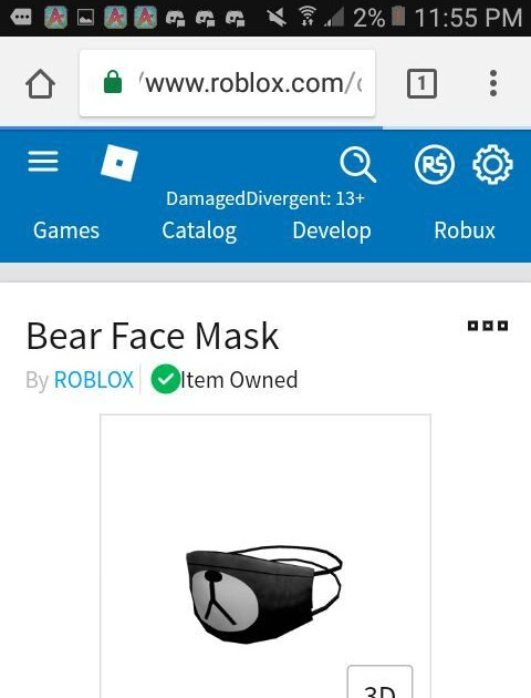 Cat Mouth Mask Roblox Wikia Fandom Powered By Wikia