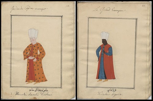 Turkish Costumes e
