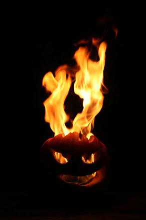 Hot Head Pumpkin