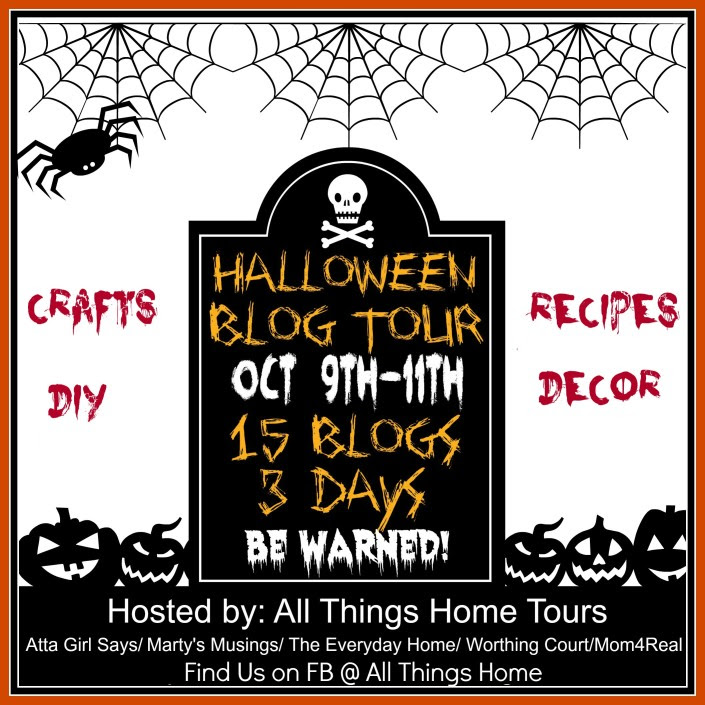 Halloween Tour at The Everyday Home