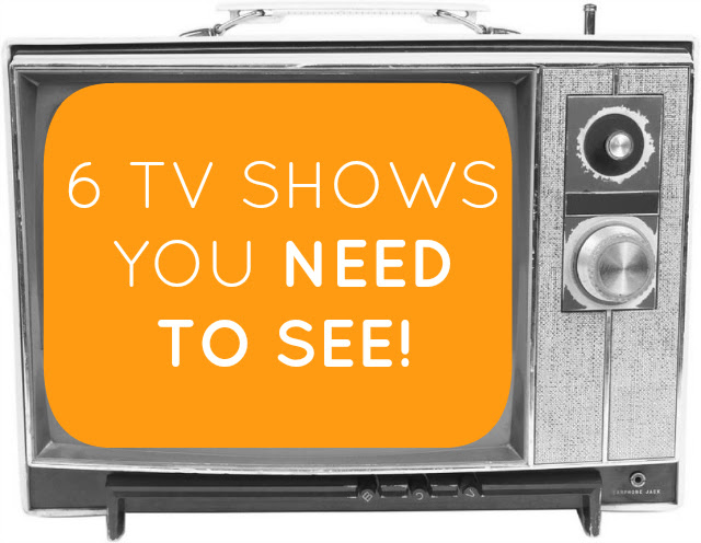 TV SHOWS YOU NEED TO SEE uk lifestyle blog