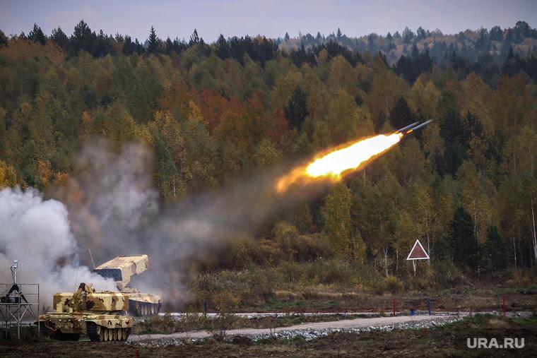 Выставка вооружений Russia Arms Expo-2013. Нижний Тагил, RAE, испытательный полигон, военная техника