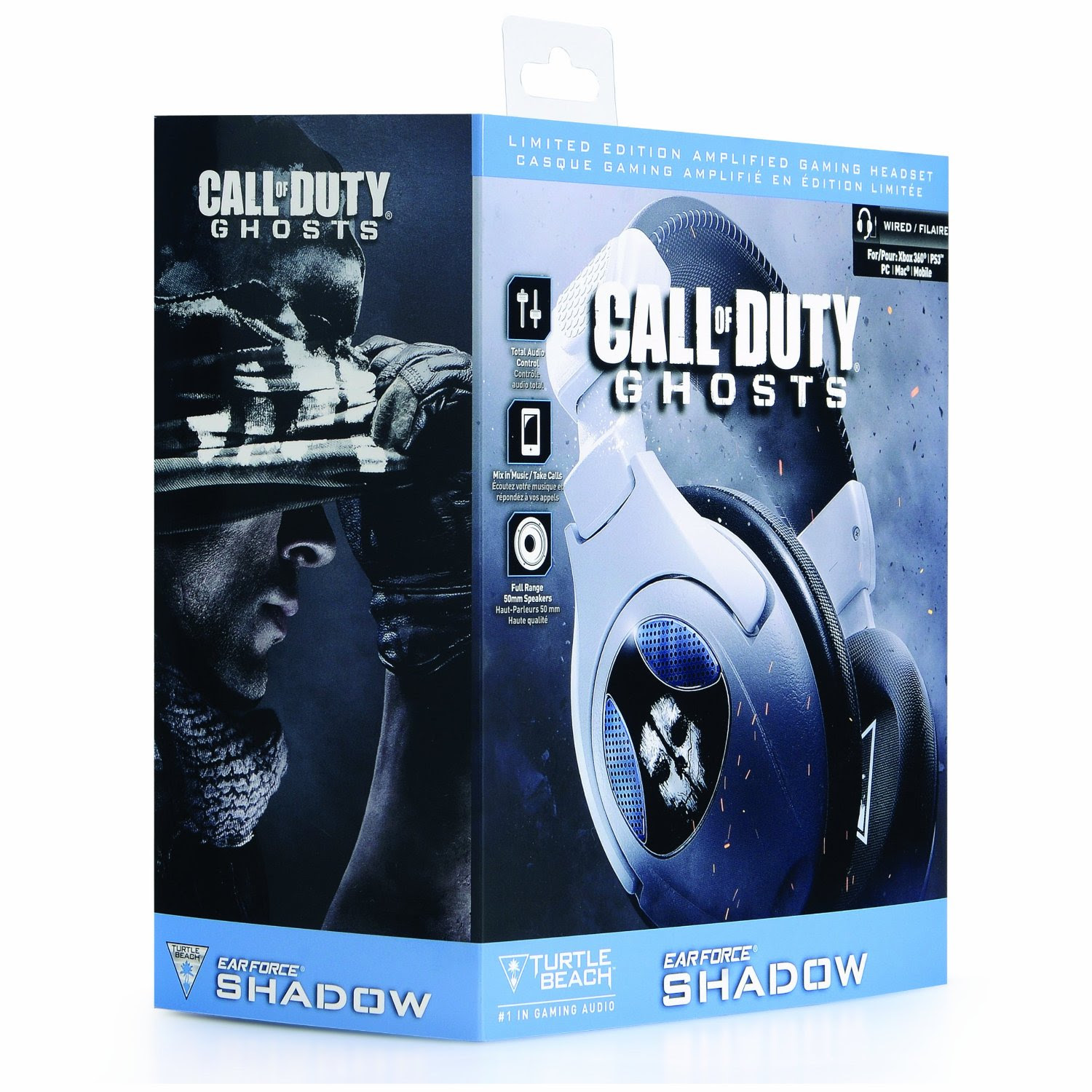 Auriculares Call of Duty