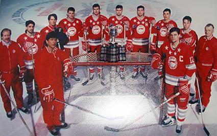 Greyhounds 1993 Memorial Cup