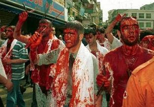 The Muslim holiday of 'Ashoura': a bloody celebration of intolerance