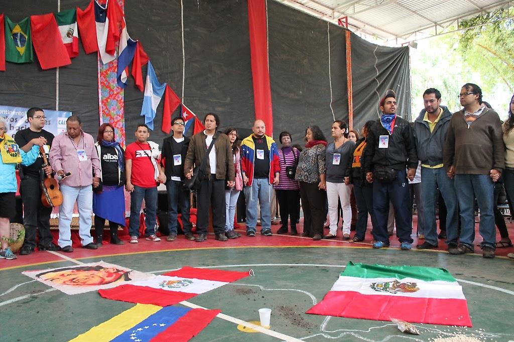 Asamblea de la Articulación de Movimientos Sociales hacia el ALBA
