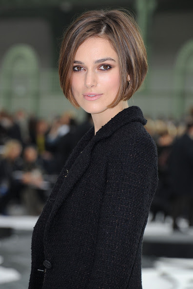 Keira Knightley's Truly Taupe