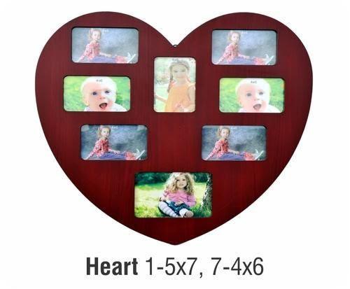 Heart Collage Frames Fonderfontanacountryinncom