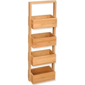tuyaux etagere de rangement en bois telescopique. Black Bedroom Furniture Sets. Home Design Ideas