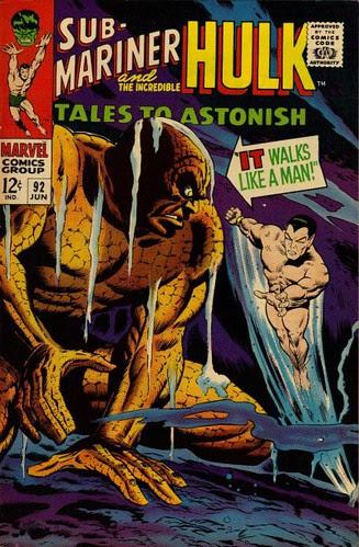 Tales to Astonish 092