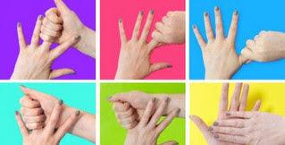 Потяните себя за указательный палец 20 секунд, и ваше состояние изменится...