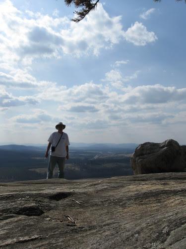 On the White Rocks