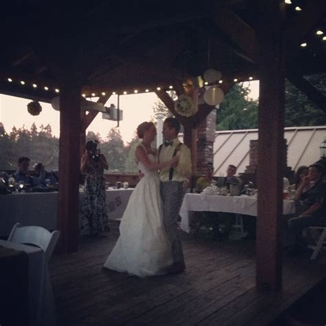First dance  Merridale Ciderworks   Wedding Venues
