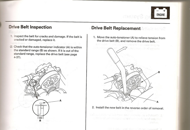 Why Does Replacing The Serpentine Belt Cost 140 Honda Accord Forum Honda Accord Enthusiast Forums