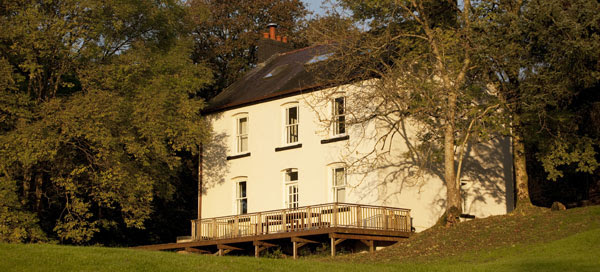 Family Holiday Home Lletty