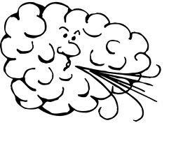 Rüzgar Ile Ilgili Kompozisyon