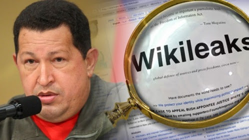 Το Wikileaks αποδεικνύει ότι οι ΗΠΑ σχεδίαζαν να ανατρέψουν τον Τσάβες