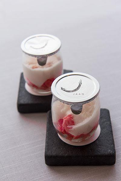 Singapore Best Restaurants Jaan Pre Dessert