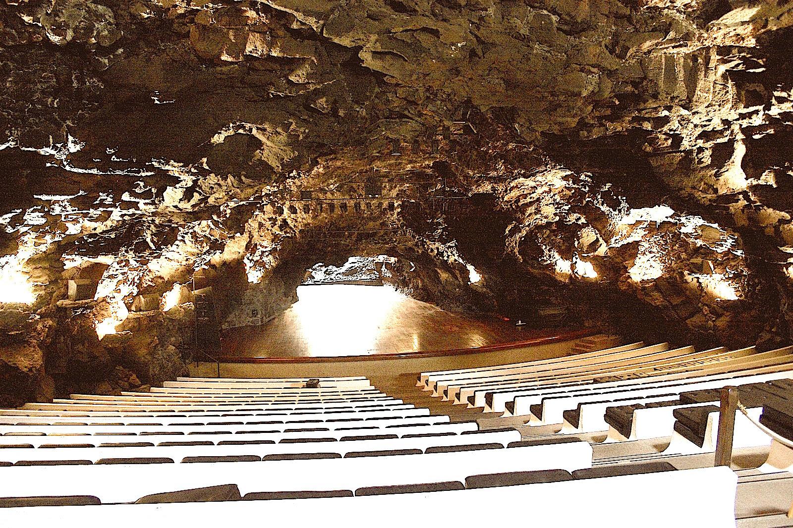 Auditorio de música - Jameos del Agua