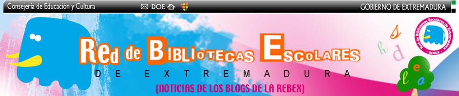 BIBLIOTECAS ESCOLARES DE EXTREMADURA