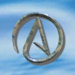the new atheist symbol?