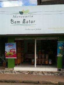 Na Mercearia Bem Estar, no bairro da Mustarinha, é cobrada uma taxa de R$ 2 por recarga