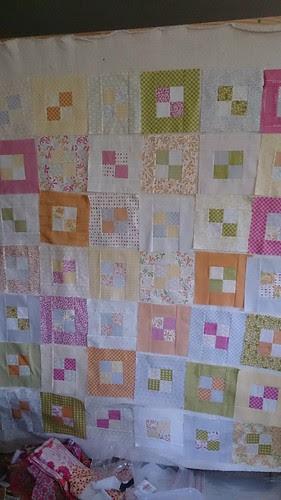 sunkissed quilt