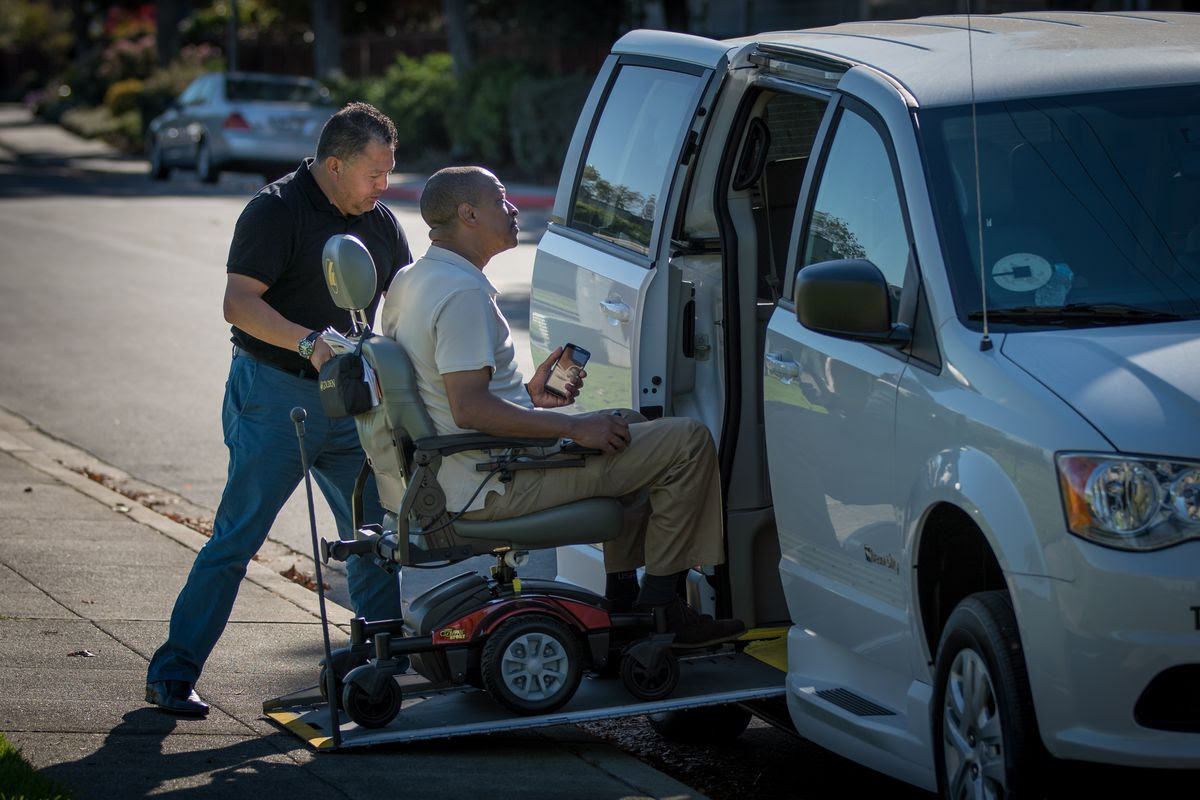 Can Uber Offer Improved Service To Riders In Wheelchairs